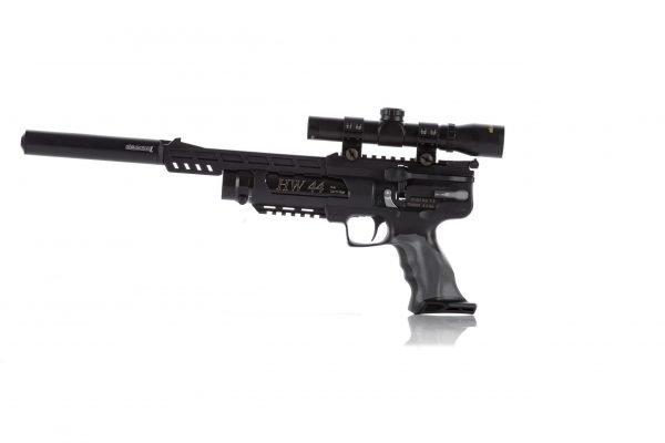 Weihrauch HW44 PCP Pistol 1