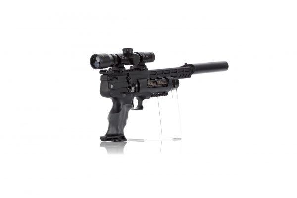 Weihrauch HW44 PCP Pistol 3