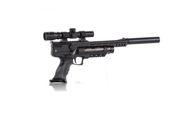 Weihrauch HW44 PCP Pistol 4