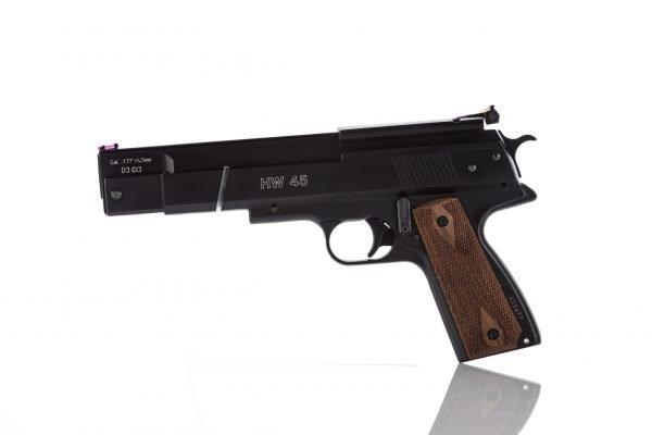 Weihrauch HW45 Over Lever Spring Pistol 1