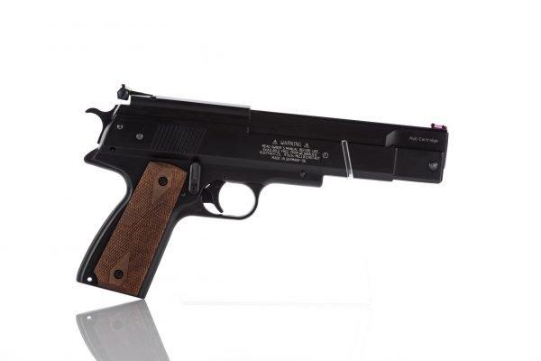 Weihrauch HW45 Over Lever Spring Pistol 2