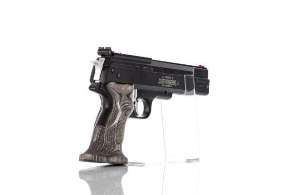 Weihrauch HW45 Black Star Over Lever Spring Pistol 5
