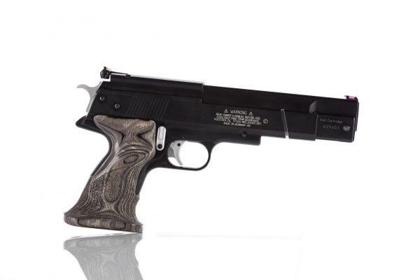 Weihrauch HW45 Black Star Over Lever Spring Pistol 2