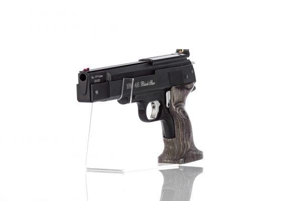 Weihrauch HW45 Black Star Over Lever Spring Pistol 4