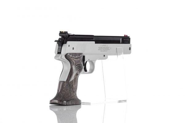 Weihrauch HW45 Silver Star Over Lever Spring Pistol 5