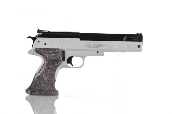 Weihrauch HW45 Silver Star Over Lever Spring Pistol 2
