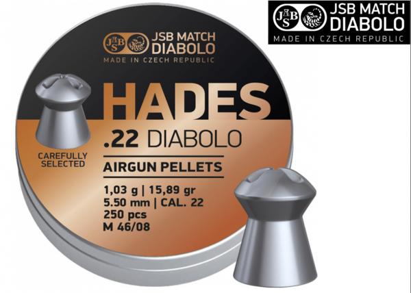 JSB Hades Pellets 1