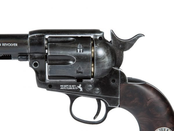 Umarex John Wayne Duke Colt SAA Peacemaker 3