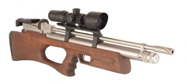 Kral Breaker Bullpup Marine PCP Air Rifle Walnut 1