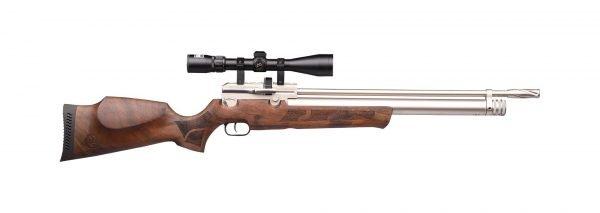 Kral Puncher Marine PCP Air Rifle Walnut 1