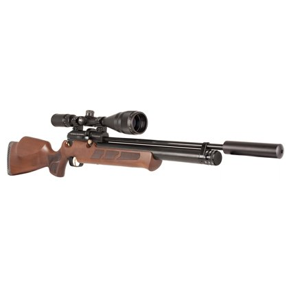 Kral Puncher Maxi PCP Air Rifle Walnut 3