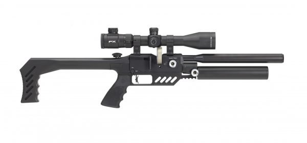 FX Dreamline Lite PCP Air Rifle 5