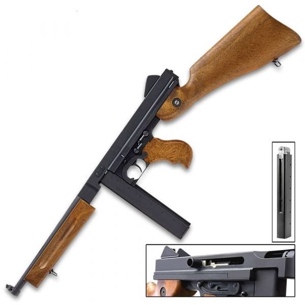 Umarex M1A1 Legends Thompson Submachine Gun 2