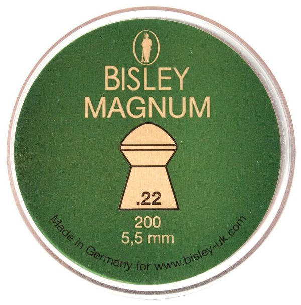 Bisley Magnum .22 (200) 1