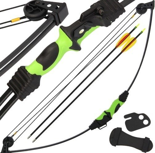 Master Archer Compound Archery Bow 12lb 2