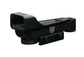 Nikko Stirling 1 X 20 Pistol Red Dot Sight 1