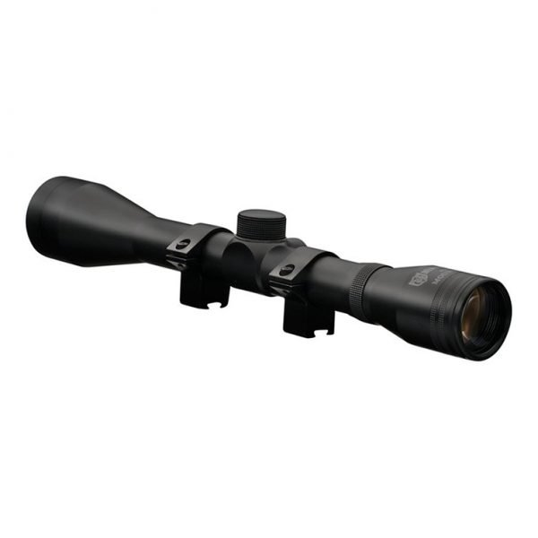 Nikko Sterling MountMaster 6 X 40 Half Mil Dot Scope with Mounts 3