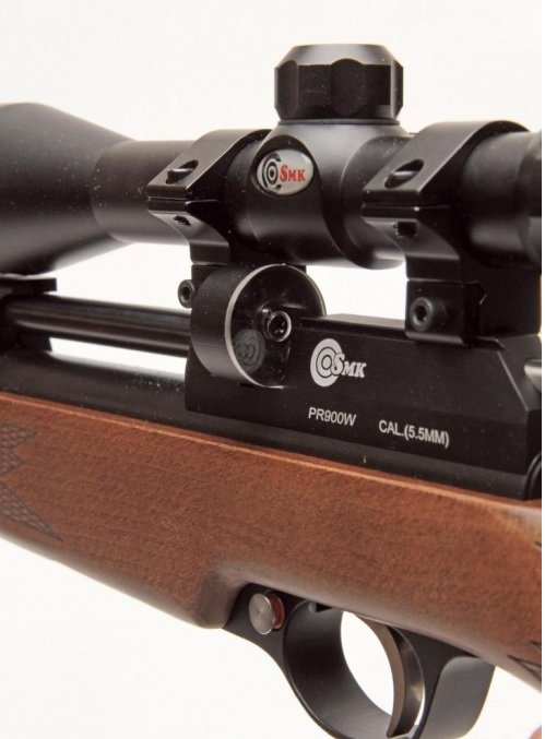 Victory PR900W PCP Air Rifle With Silencer 3