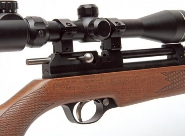 Victory PR900W PCP Air Rifle With Silencer 4
