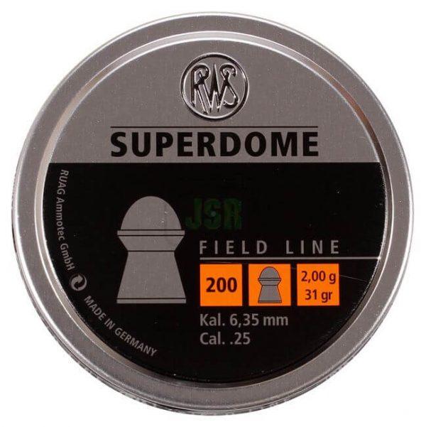 RWS Superdome Pellet .25 1