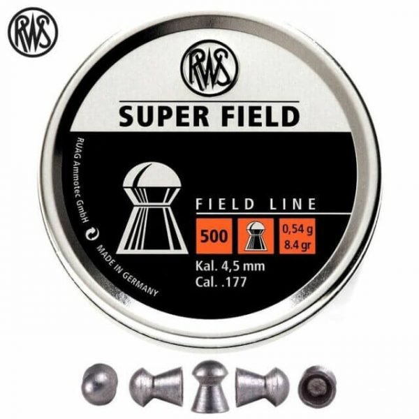 RWS Superfield Pellet .22 1