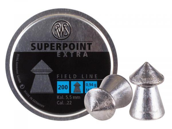 RWS Superpoint Pellet .22 1