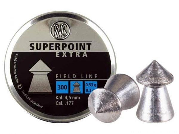RWS Superpoint Pellets .177 1