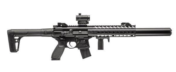 Sig Sauer MCX Air Rifle Red Dot Sight Black 1