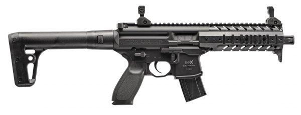 Sig Sauer MPX Air Rifle Black 1