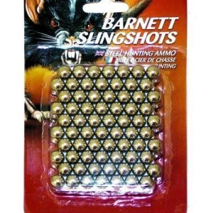 Barnett Steel Slingshot Ammo Catapult Ball Bearings(140) 2