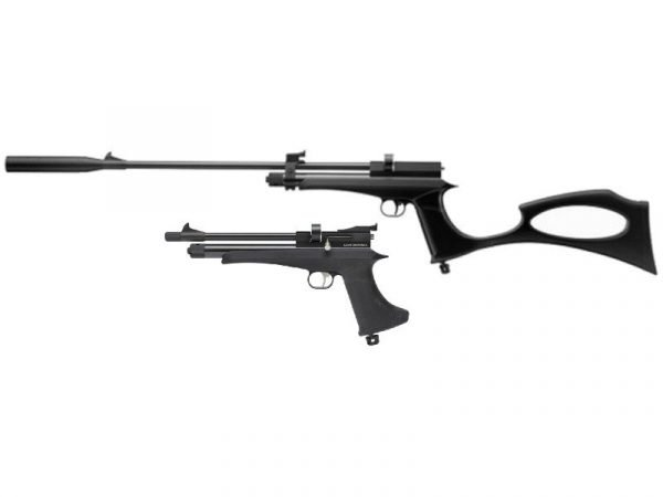 Victory CP2 CO2 Pistol / Rifle Combo 1