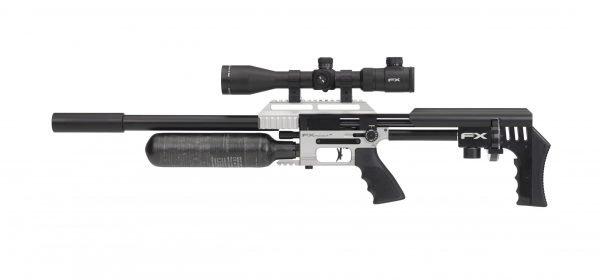 FX Impact MKII PCP Air Rifle 2