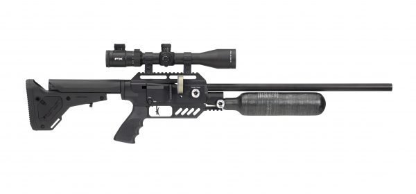 FX Dreamline Tactical PCP Air Rifle 3