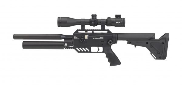 FX Dreamline Tactical PCP Air Rifle 4