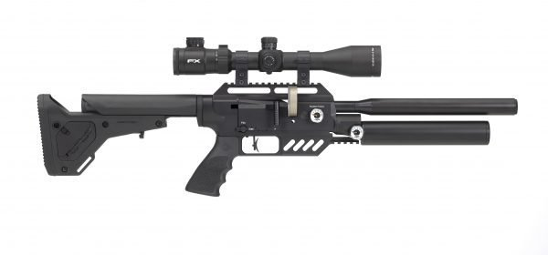 FX Dreamline Tactical PCP Air Rifle 5