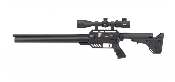 FX Dreamline Tactical PCP Air Rifle 6