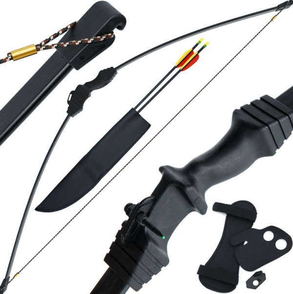 Tokachi Recurve Archery Bow 15lb 2