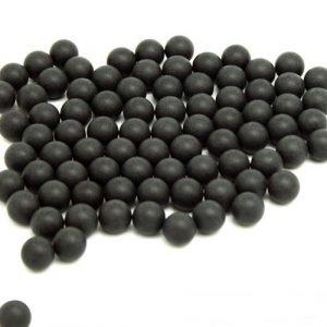 50x 50 Calibre Rubber Balls 8