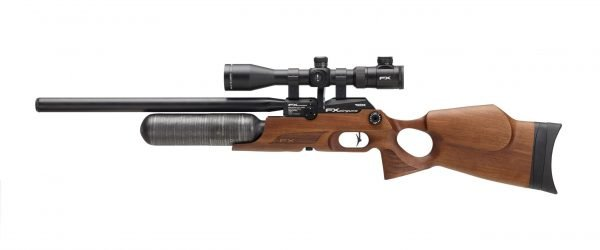 FX Crown PCP Air Rifle 4