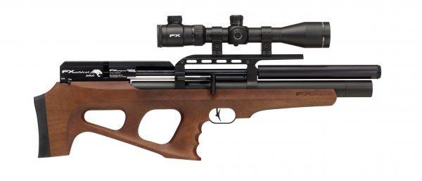 FX Wildcat MKII PCP Air Rifle 4
