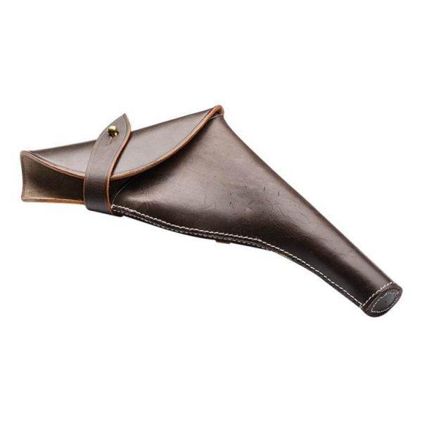 Webley MKVI Leather Holster 1