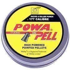 Webley Powa Pellet .177 1