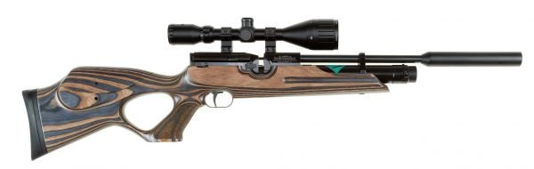 Weihrauch HW100 T Thumbhole PCP Air Rifle Laminate 2