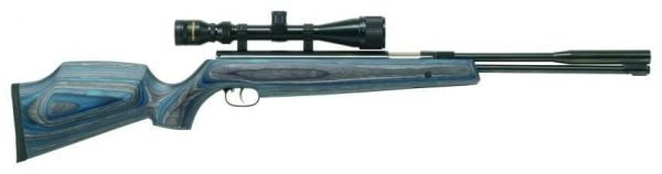 Weihrauch HW97K Underlever Air Rifle Laminate 1