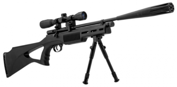 SMK SYN XS78 MK2 Tactical Multishot Rifle 3
