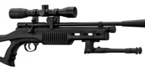 SMK SYN XS78 MK2 Tactical Multishot Rifle 4