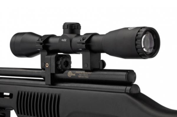 SMK SYN XS78 MK2 Tactical Multishot Rifle 2