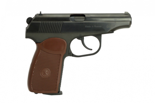 Baikal Makarov MP-654K Pistol Black 1