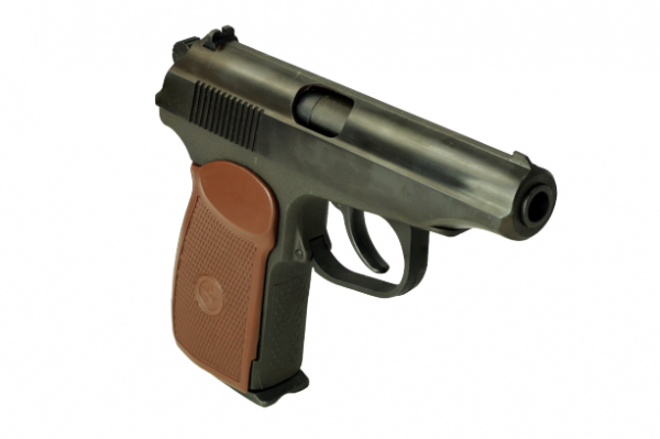 Baikal Makarov MP-654K Pistol Black 2