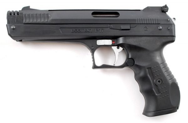 Beeman P17 Pneumatic Target Air Pistol 1